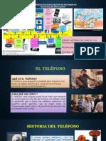 EL TELÉFONO -Rosario Paredes