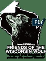 PRESS RELEASE - Friends of Wisconsin Wolf