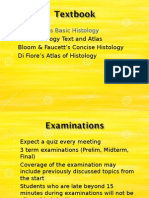 1.Histology Orientation & Introduction Bsbio