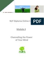 NLP+Diploma+-+Module+4