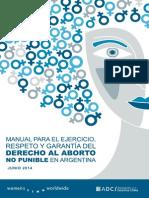 Manual Aborto No Punible