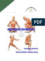 Anatomía Del Movimiento Corporal 2