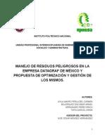 Protocolo trabajo Metodología