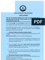 Dpp's Press Release on Ongoing Corruption Cases So Far Reviewed-3