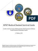 hpsp Survival Guide 2013 Update