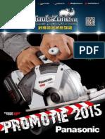 ToolsZone.ro - Promotie Scule Electrice Profesionale PANASONIC 2015