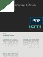 Ementa - GTI - MBA Em Gestão Em Tecnologia Da Informação