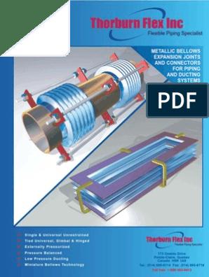 Catalogo Juntas Rectangulares | Heat Treating | Bending