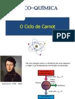 O Ciclo de Carnot