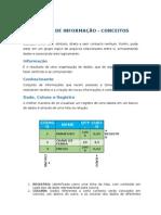 Sistema de Informação - Conceitos