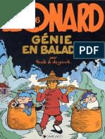 Leonard - T06 - Génie en Balade