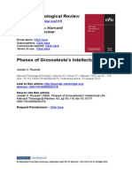 [doi 10.1017%2FS0017816000024378] J. C. Russell -- Phases of Grosseteste's Intellectual Life.pdf