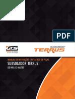 Terrus - Manual de Instruções