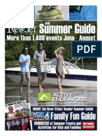 River Cities' Reader 2015 Summer Guide and Family Fun Guide