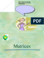 CHp1 - Matrices