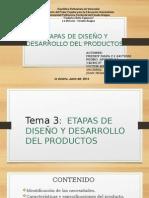Presentacionde Diseño y Desarrollo de Producto