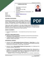 Curriculum Vitae 1.1