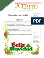 Periodico Diciembre 2014- 2015 CRA  EBN EMMA ELISA FINOL CASTRO