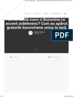 2015-Graiuri in Bucovina