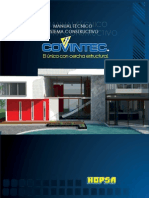 Manual Covintec 2013