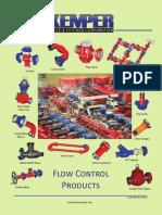 Kemper Catalog FlowControl Aug2013