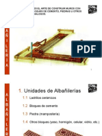 Albañilería 01