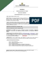 EDITAL - PREGÃO ELETRÔNICO N 22:2011 (TJE - SERGIPE)