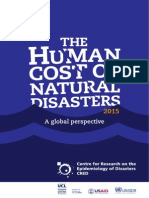 The Human Cost of Natural Disasters CRED