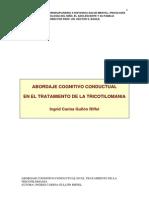 Abordaje Cognitivo Conductual en El Tto de La TTM