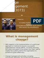 Change Management Ours