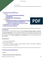 PVT _ Flow Assurance