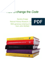 KNAPP_How to Change the Code_Oct2014 [Compatibility Mode]