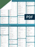 jQuery 1.3 Visual Cheat Sheet