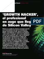 'Growth Hacker', El Profesional en Auge Que Llega de Silicon Valley