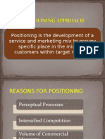 Positioning Approach Blog