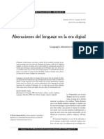 1.-Alteraciones Del Lenguaje en La Era Digital