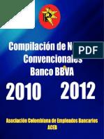 Compilacion de Normas Convencionales del Banco BBVA.pdf