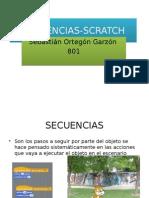 Secuencias Scratch