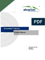 BreezeMAX IDU-DVA R2J Product Manual (Latam)