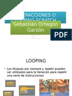 Interacciones o Looping-scratch