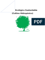 Huerto Ecológico Sustentable