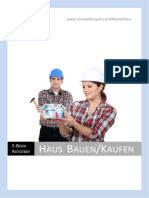 Hausbau Tips & Tricks