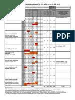 MODELO DE CALENDARIZACION 2015.xls