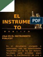 1 EL INSTRUMENTO PÚBLICO.pptx
