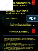 GenotecniaCIBIOGEM2014