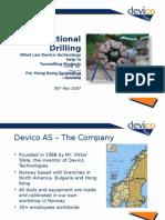 Devico Hong Kong 2007