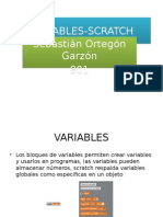 Variables Scratch