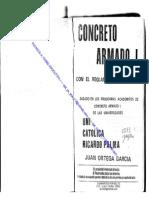 Concreto Armado i - Juan Ortega Garcia