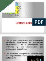 HEMOCLASIFICACION