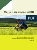 REISEN IN DIE NATURPARKE 2015